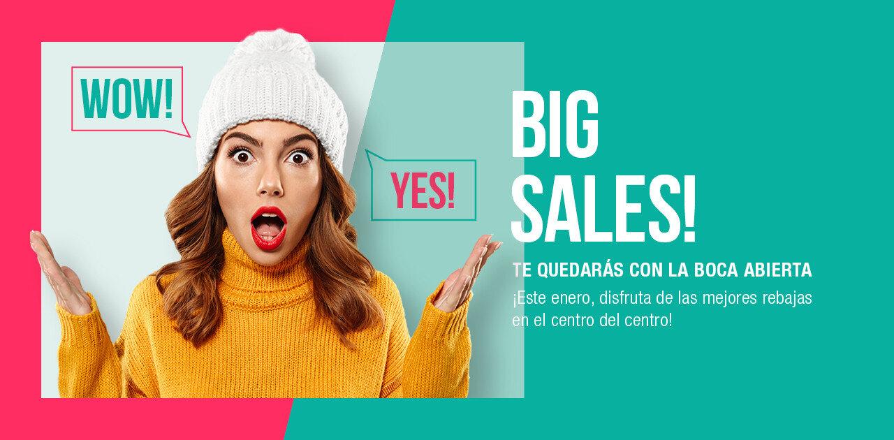 ¡BIG SALES EN EL TRIANGLE!