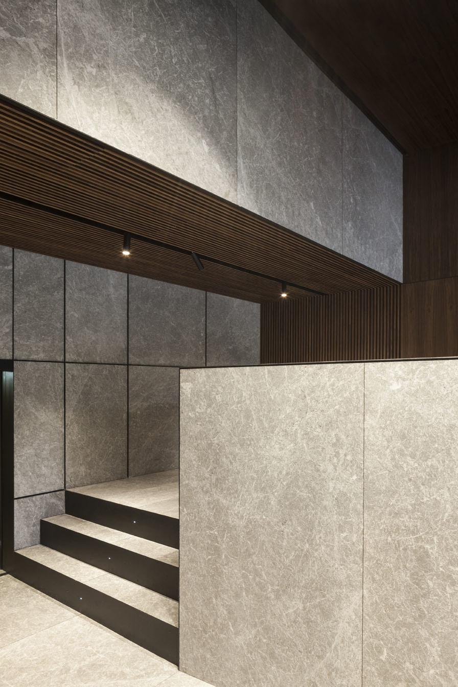 Ground floor detail